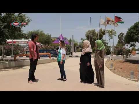 """TRT TÜRK """"Türkçe ile Yarışıyorum"""" 15. Bölüm Amman"""