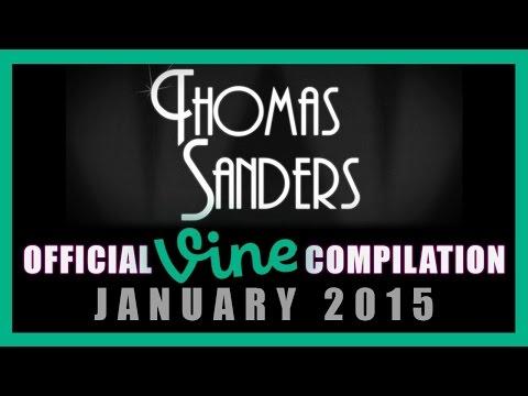Thomas Sanders Vine Compilation | January 2015