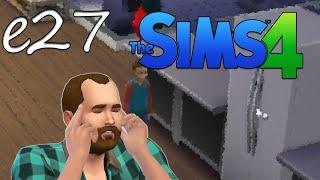 Sims 4 - An Idiot's Playthrough: Slapped into Adolescence (E27)