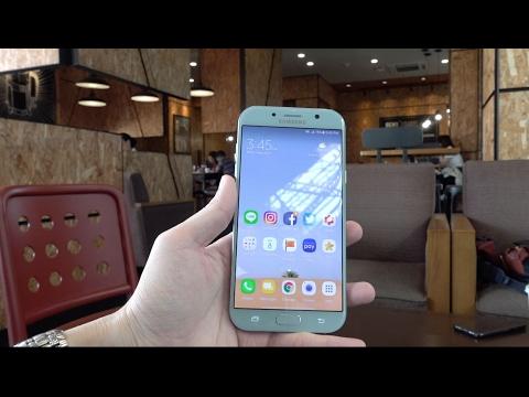 รีวิว Samsung Galaxy A7 2017 ( review ) s7 ในราคาที่เบาลง?