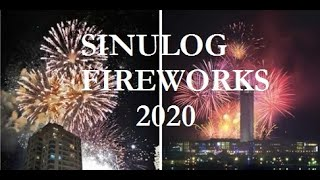 SINULOG FIREWORKS COMPETITION 2020 [VIVA PIT SENYOR ][SM CITY CEBU ]