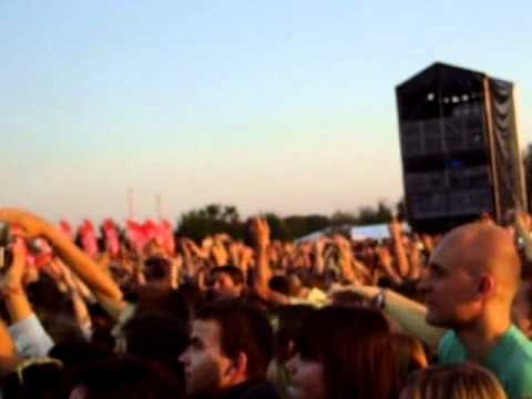 N.E.R.D - Party People @ Coke Live Festival Krakow