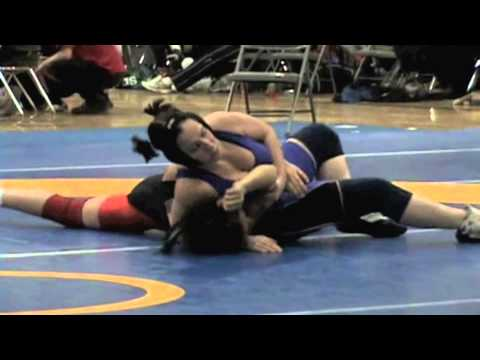2009 Queens Open: 55 kg Lesley McCallum vs. Jessica Smith