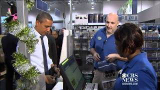Obama: Does my credit card still work?