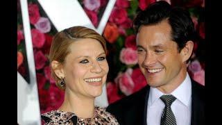 Claire Danes y Hugh Dancy fueron padres