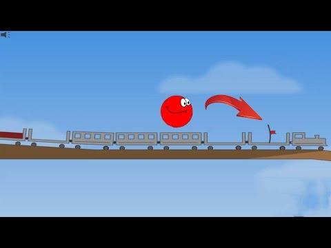 Красный шарик играть бесплатно онлайн