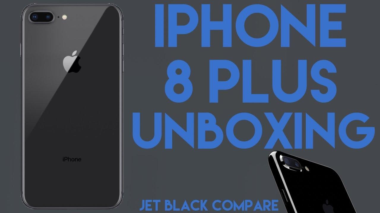 Iphone Spacegrey Vs Jet Black