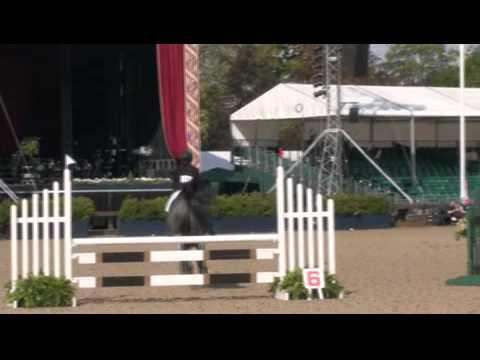 me and dancer at royal windsor horse show