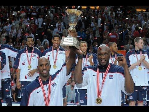 FIBA World Championship history
