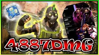 【PS4版 ApexLegends】オクタンを楽しみ尽くした男の4000DMG!!【エーペックスレジェンズ/Alpha】