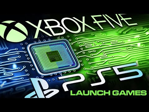 PS5 is coming next year - PS5 & Xbox Scarlett Launch Games in 2019 and 2020