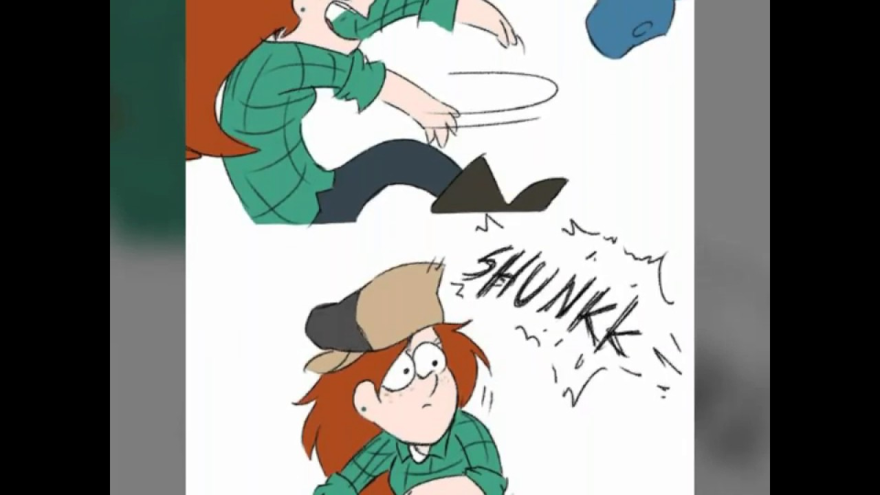 [Wendy And Dipper Mini Comic]