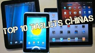 Top 10 Tablets Chinas de 2017
