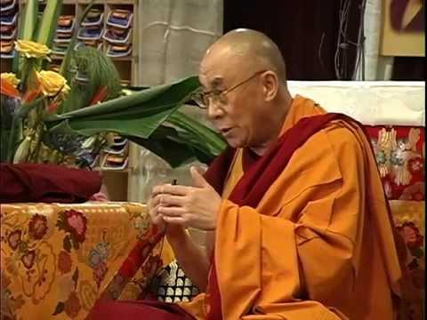The Dalai Lama inaugurates Jewel Heart Ann Arbor 4/20/08 Part 2