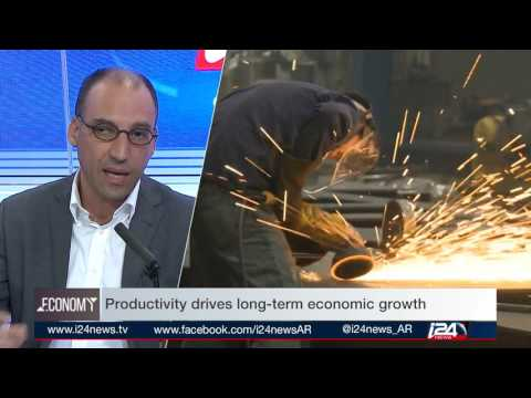 Eran Peleg Discusses Falling Productivity in Global Economies