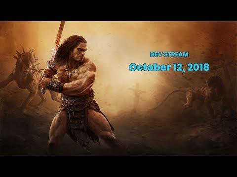 Conan Exiles' Developer Stream - Dungeon Design with Alex