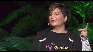 The Hip Op-eration Crew: The world's oldest dance troupe | Billie Jordan | TEDxAuckland video