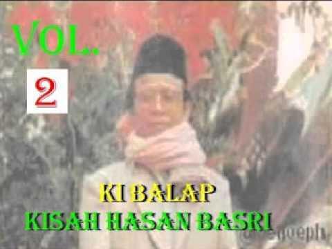 Ki Balap - Kisah Hasan Basri (vol.2)