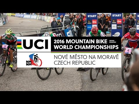 XC Eliminator - 2016 UCI Mountain Bike XC World Championships / Nove Mesto na Morave, Czech Republic