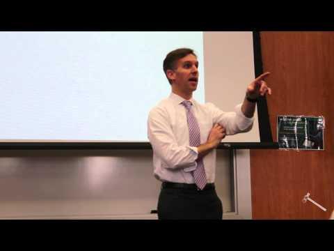 Best of Northwest: Best Professor - Danny Hayes