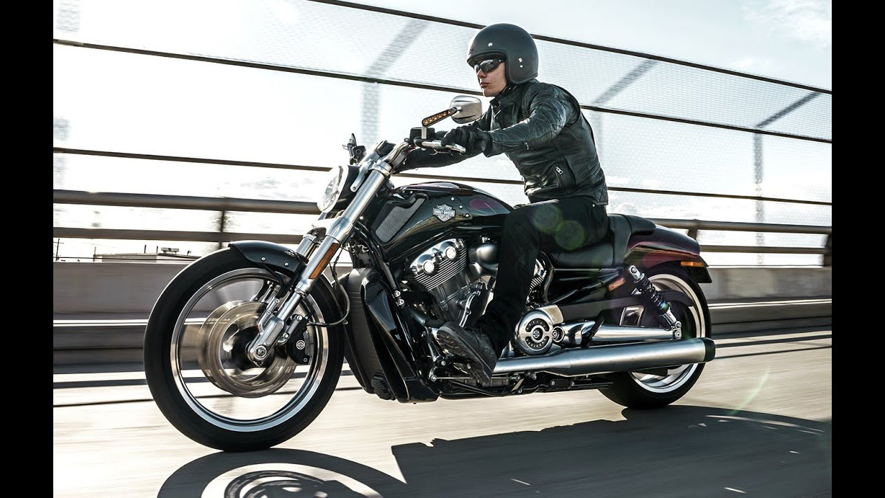 2017 Harley-Davidson V-Rod Muscle - YouTube