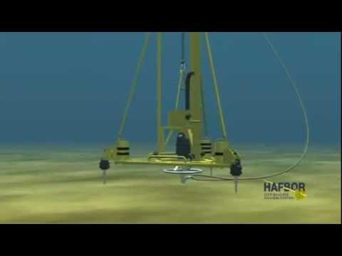 HAFBOR Offshore Anchor System Patent Pending