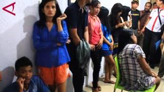 BNN Riau Razia Penguna Narkoba di Kos kosan dan Homestay di Pekanbaru