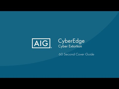 60 Second Cover Guides: Cyber Extortion