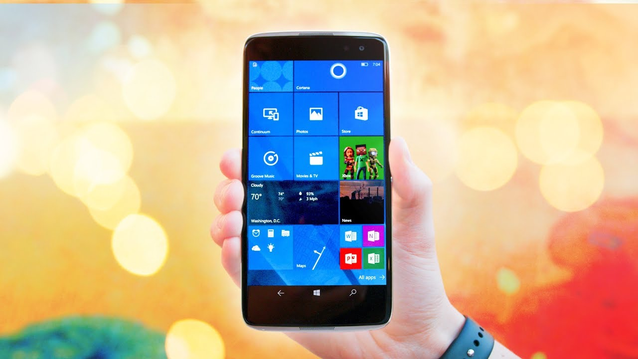 Why Does Windows Phone Exist in 2017?