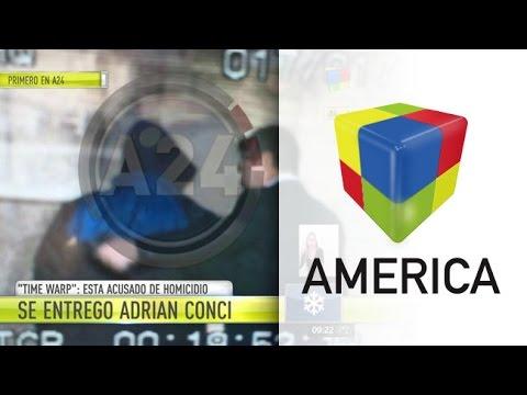Se entregó Adrián Conci, titular de Dell Producciones