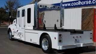 2011 Schwalbe Peterbilt Stretch Cab
