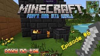 Minecraft - Foxy's Mod Mix [6] - I'm an Idiot