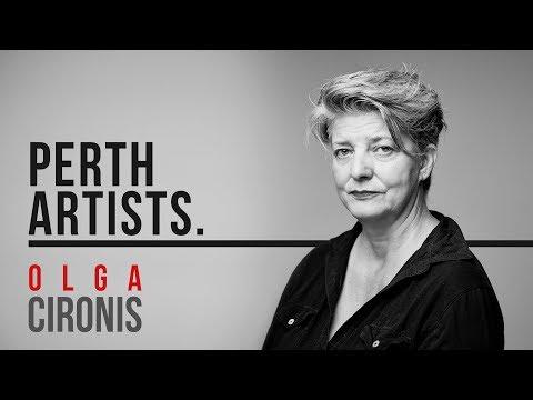 Perth Artists S02E01a: Olga Cironis