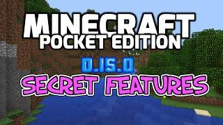Minecraft PE - 0.15.0 SECRET FEATURES
