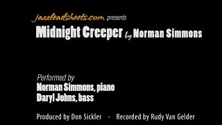 Midnight Creeper by Norman Simmons