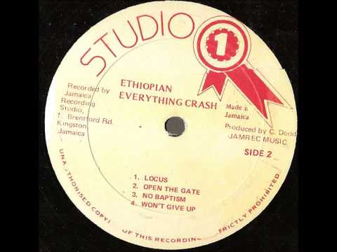 Ethiopian - Everything Crash ( full album) studio 1 records 1980
