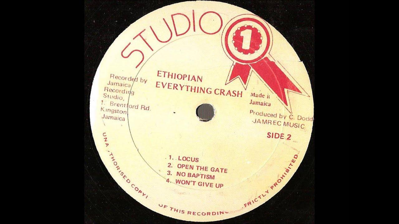 Ethiopian - Everything Crash ( full album) studio 1 records 1980