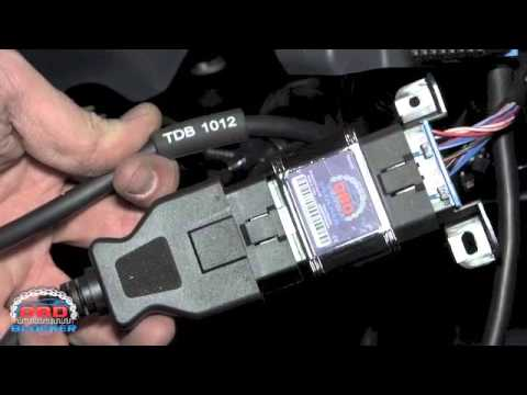 OBD Blocker Ford Transit installation - YouTube