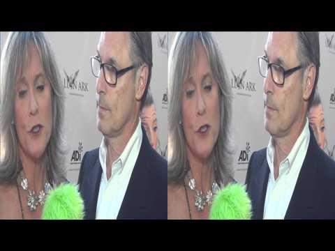 Nicholas and Pamela Guest at ADI Lion Ark Night in 3D