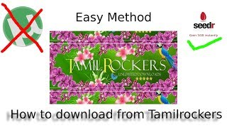 Download Movies from Tamilrockers Without Utorrent | Tamil | Know a tech