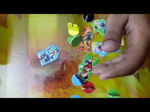 Unboxing Mystic tower game /sunny and sister |