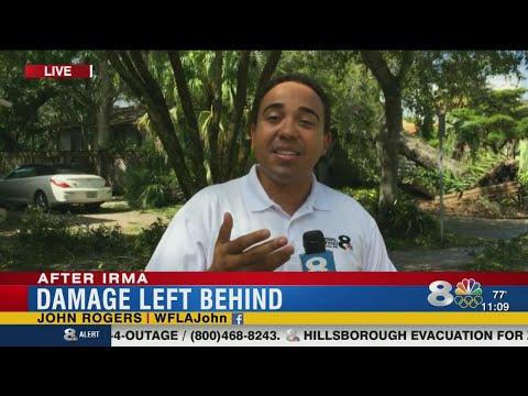 Sarasota damage