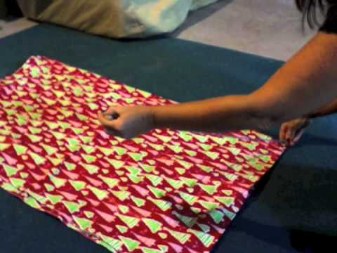 How to Make A Round Fitted Vinyl Tablecloth YouTube