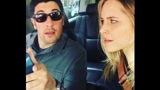 Jason Bigg's Wife Jenny Mollen Posts Pic Of His Penis On Instagram