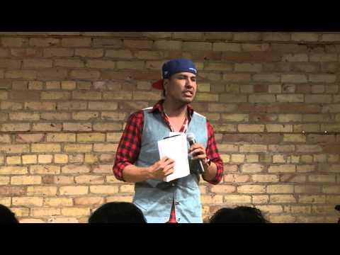 Loft Equilibrium: Gyasi Ross - YouTube