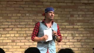 Loft Equilibrium: Gyasi Ross Thumbnail