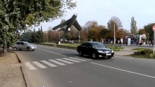 Никополь осень 2013(Бабье лето в середине октября., 2013-10-18T17:55:02.000Z)