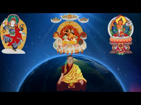Lotus Born Meditation and Dharma Video Teaching by Buddha Maitreya