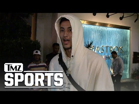 Kyle Kuzma Not Surprised to Make Rookie Team, 'Expected It All Year' | TMZ Sports
