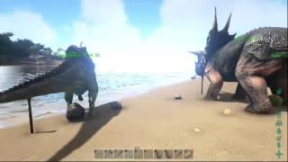 TICK PLAYS - Ark (Part 4: Bitchy Bronto!)